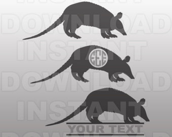 Armadillo svg #8, Download drawings