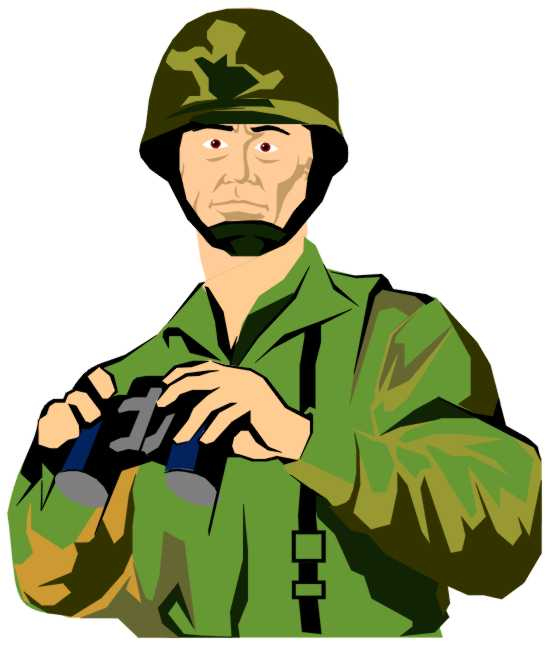 Army clipart #15, Download drawings