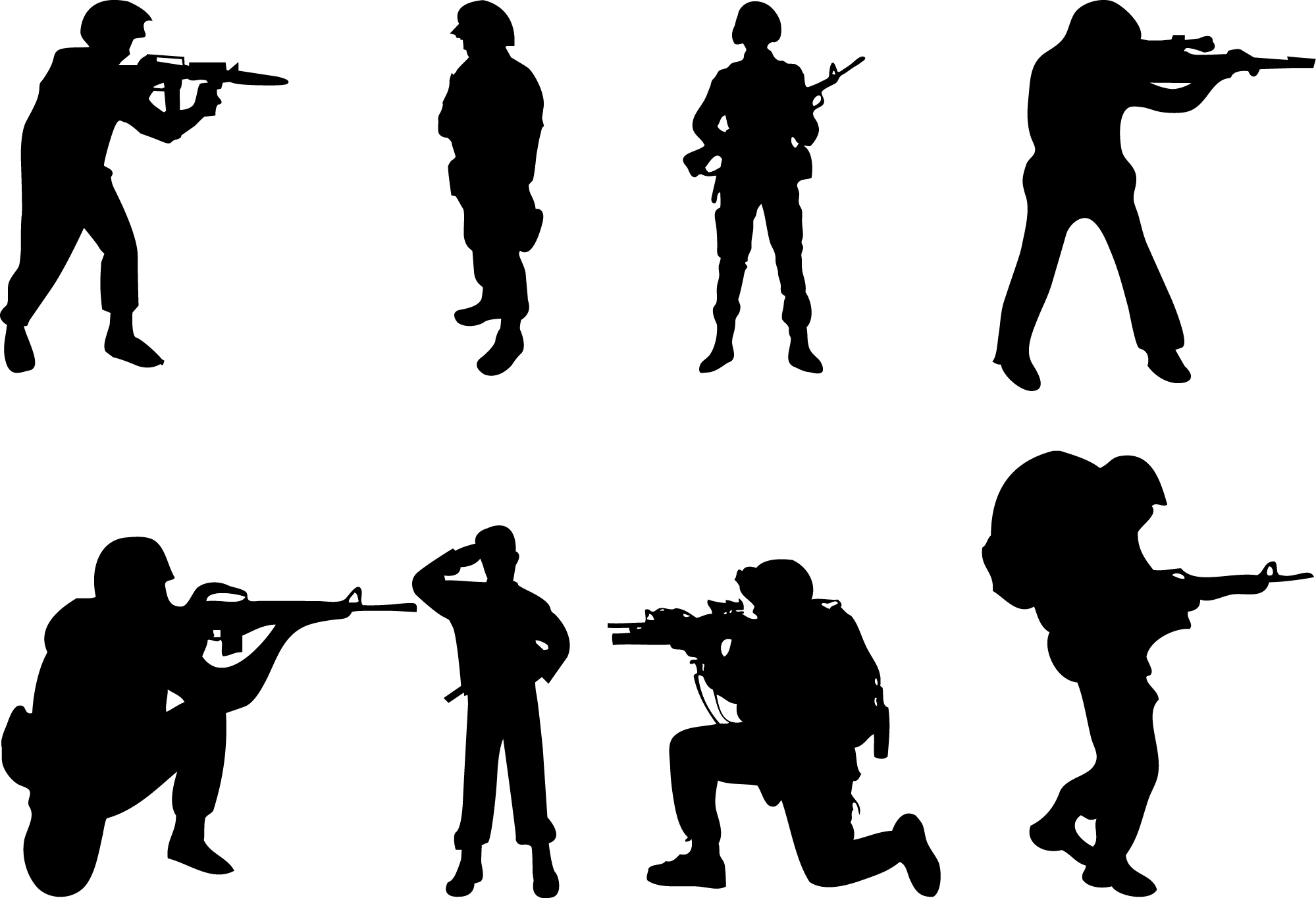 Army clipart #2, Download drawings