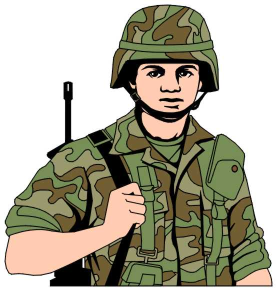 Army clipart #12, Download drawings