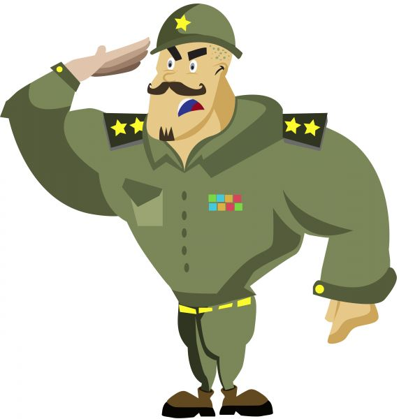Army clipart #11, Download drawings