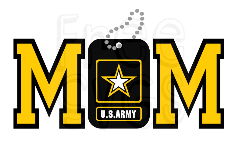 army mom svg #1116, Download drawings