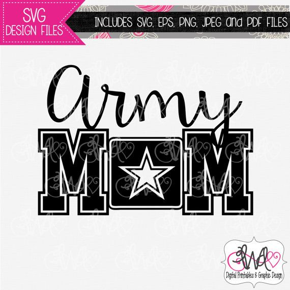 army mom svg #1117, Download drawings