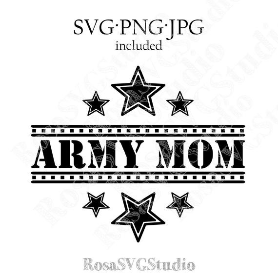 army mom svg #1119, Download drawings