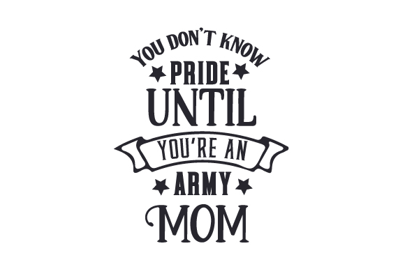 army mom svg #1126, Download drawings
