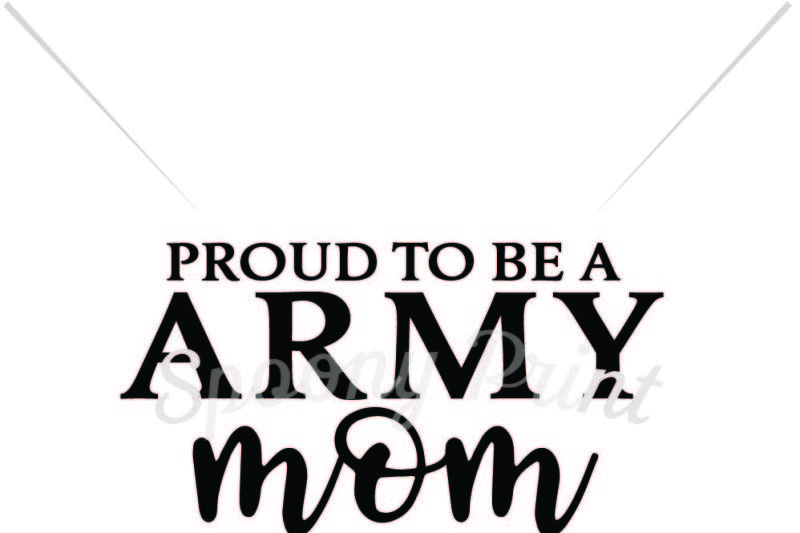 army mom svg #1125, Download drawings