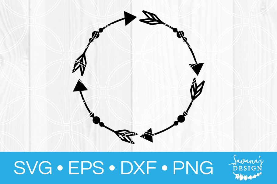 arrow frame svg #687, Download drawings
