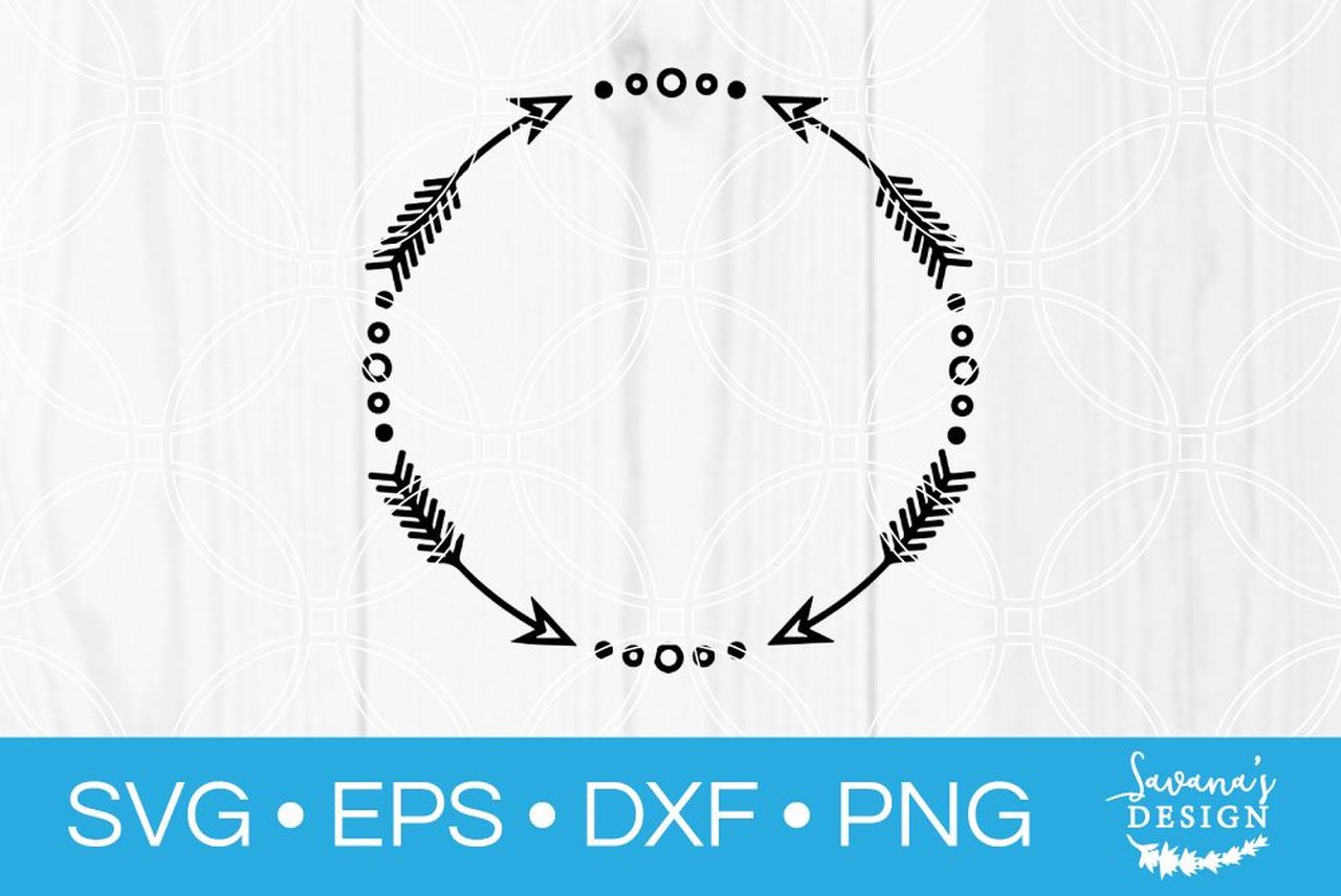 arrow frame svg #683, Download drawings