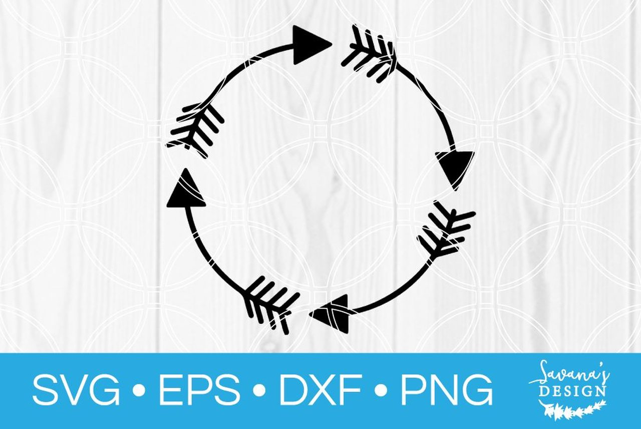 arrow frame svg #678, Download drawings