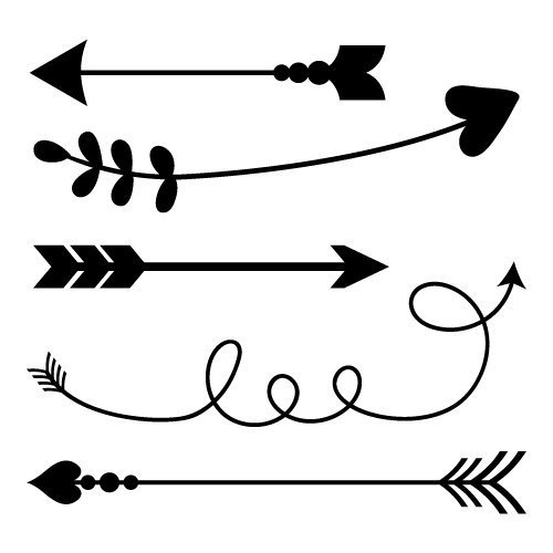 free svg arrow #874, Download drawings