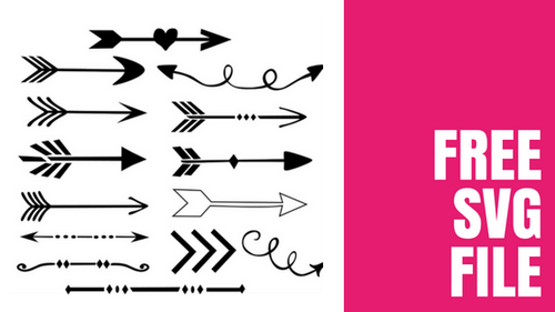 svg arrow #875, Download drawings
