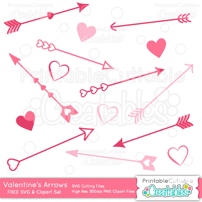arrow with heart svg free #69, Download drawings