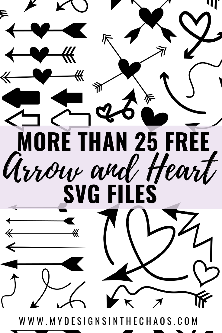 arrow with heart svg free #66, Download drawings
