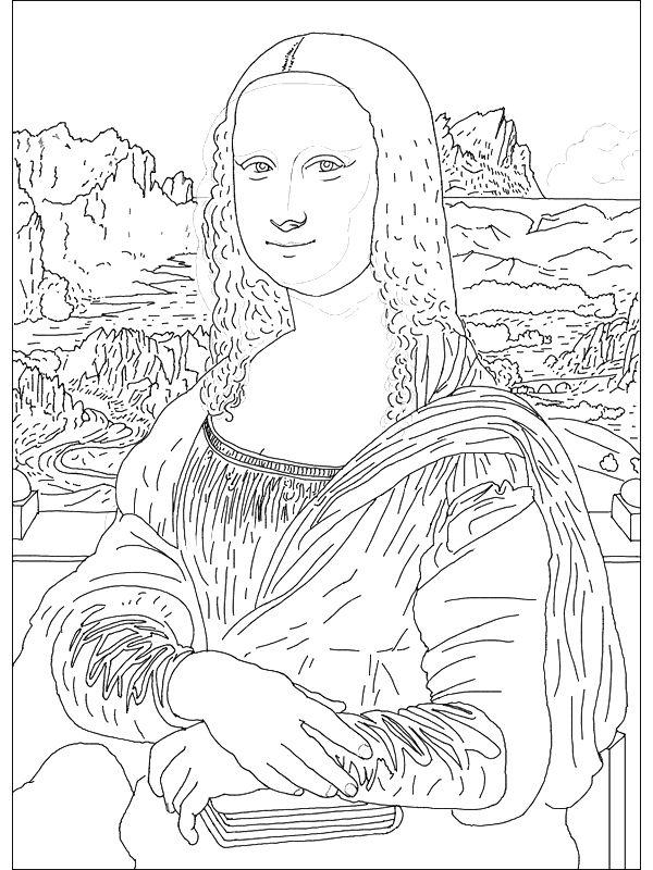 Artwork coloring #10, Download drawings