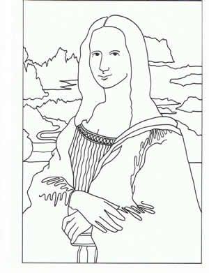 Artwork coloring #9, Download drawings