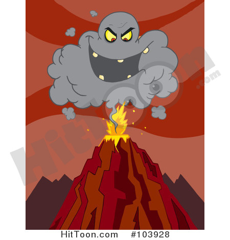 Ash Cloud clipart #19, Download drawings