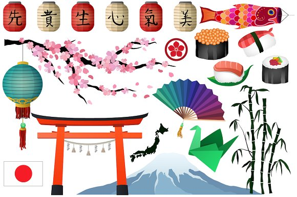 Asian clipart #4, Download drawings
