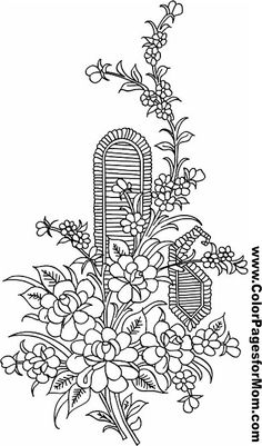 Asian coloring #9, Download drawings