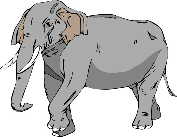 Asian Elephant clipart #12, Download drawings