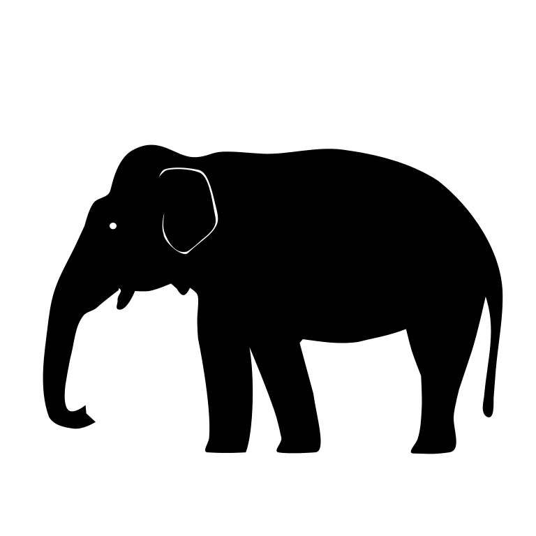 Asian Elephant clipart #5, Download drawings