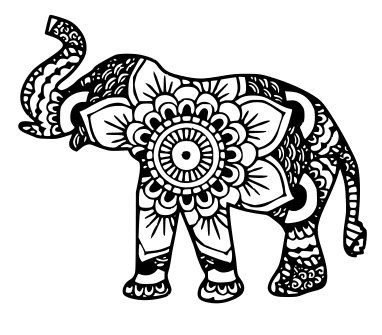 Asian Elephant svg #12, Download drawings