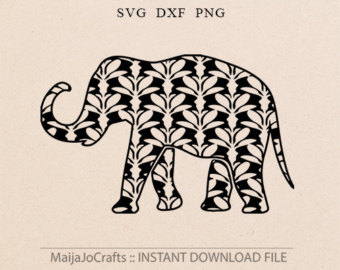 Asian Elephant svg #7, Download drawings