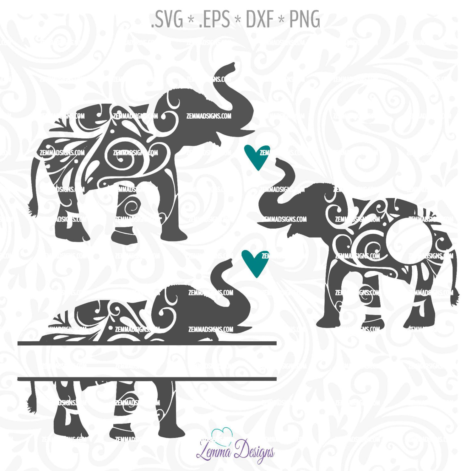 Asian Elephant svg #19, Download drawings