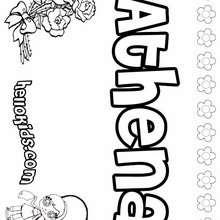 Aspen coloring #1, Download drawings