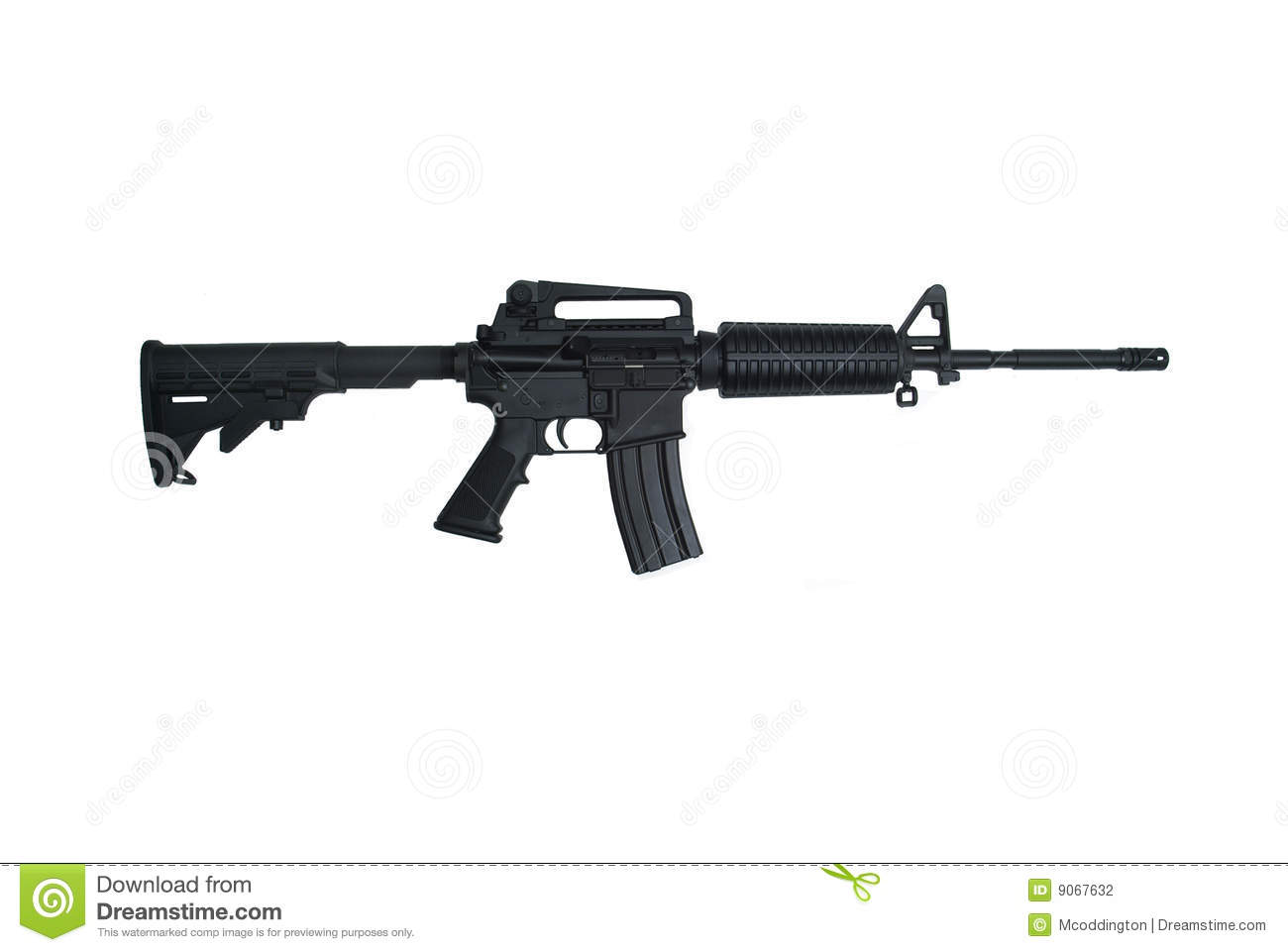 Assault Rifle clipart #4, Download drawings