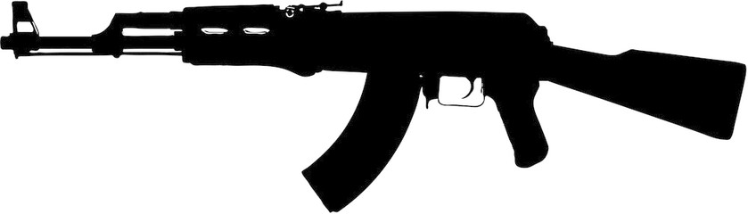 Assault Rifle clipart #13, Download drawings