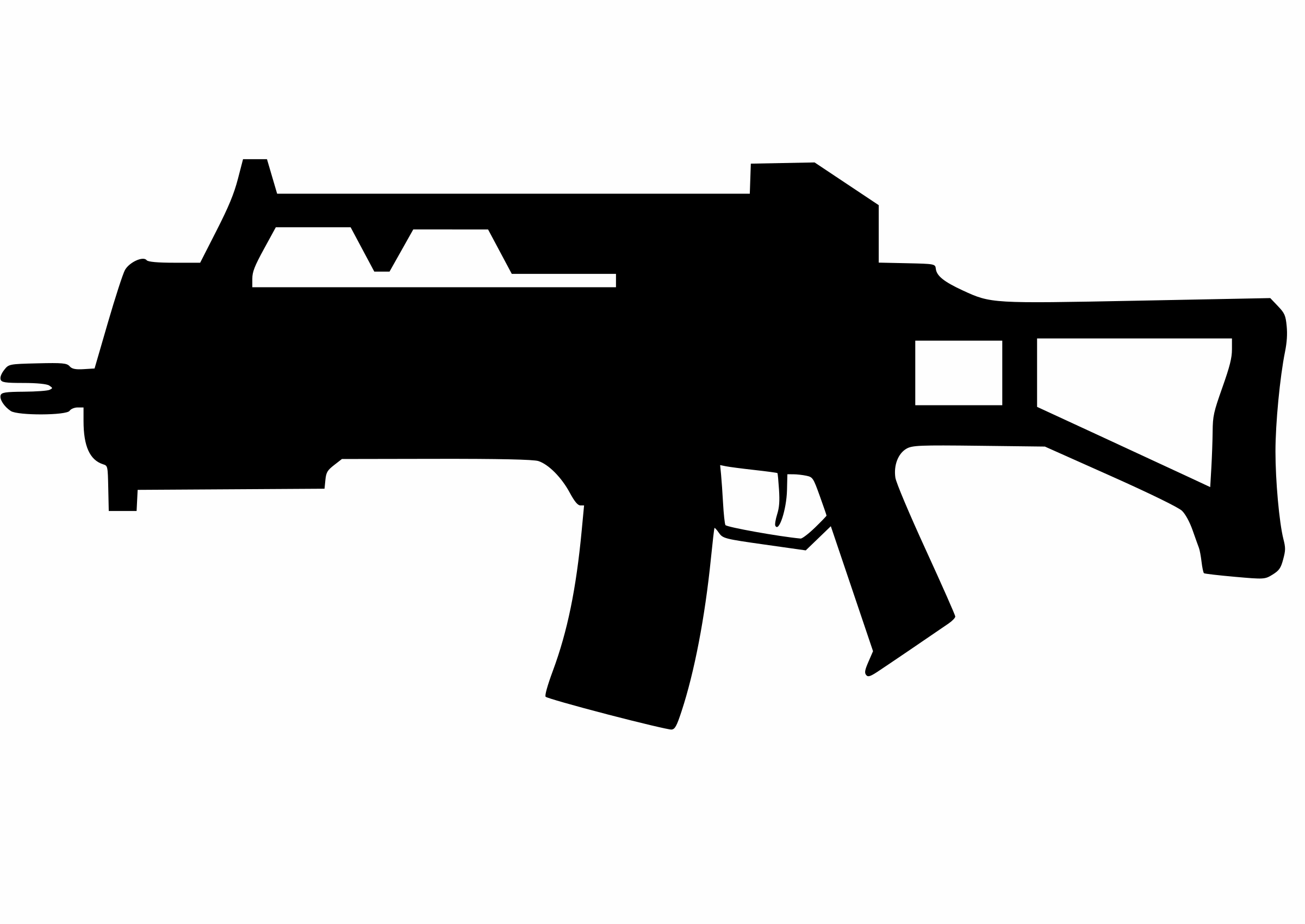 Assault Rifle clipart #10, Download drawings