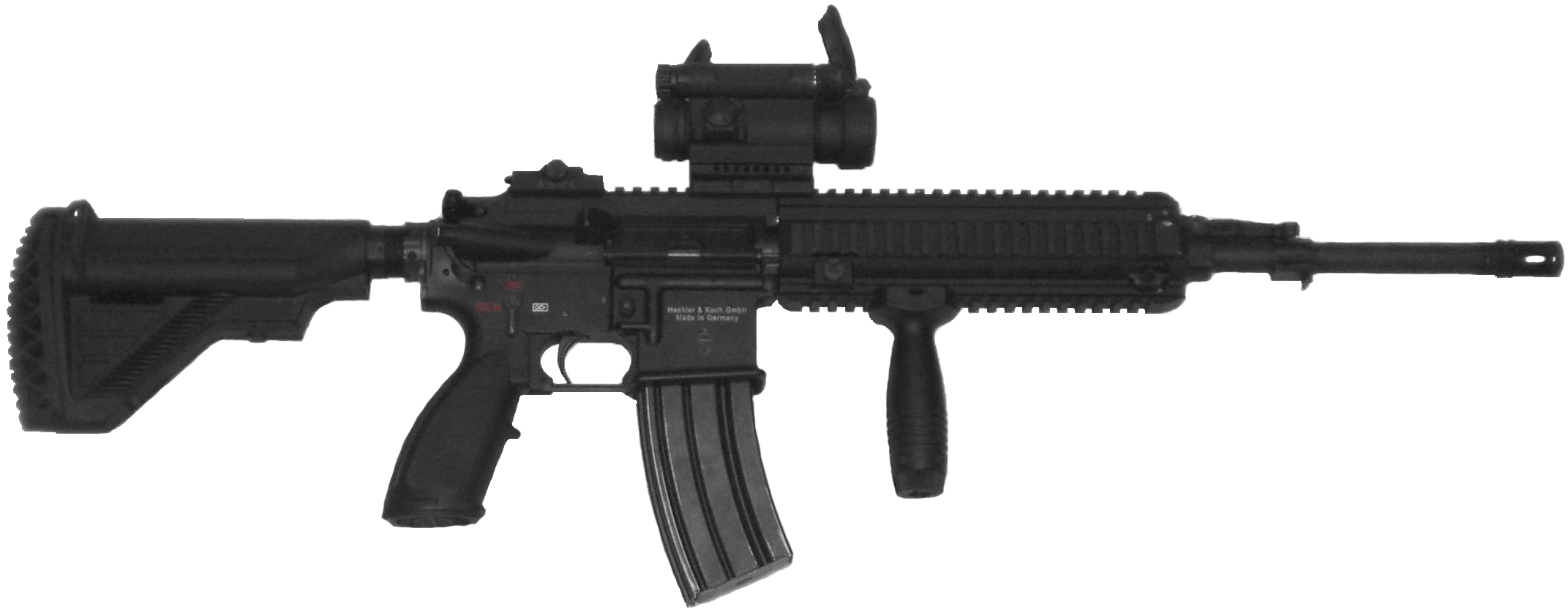 Assault Rifle clipart #5, Download drawings