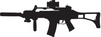 Assault Rifle clipart #8, Download drawings