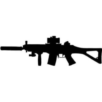 Assault Rifle clipart #12, Download drawings
