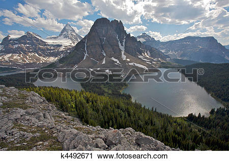 Assiniboine Mountain clipart #19, Download drawings