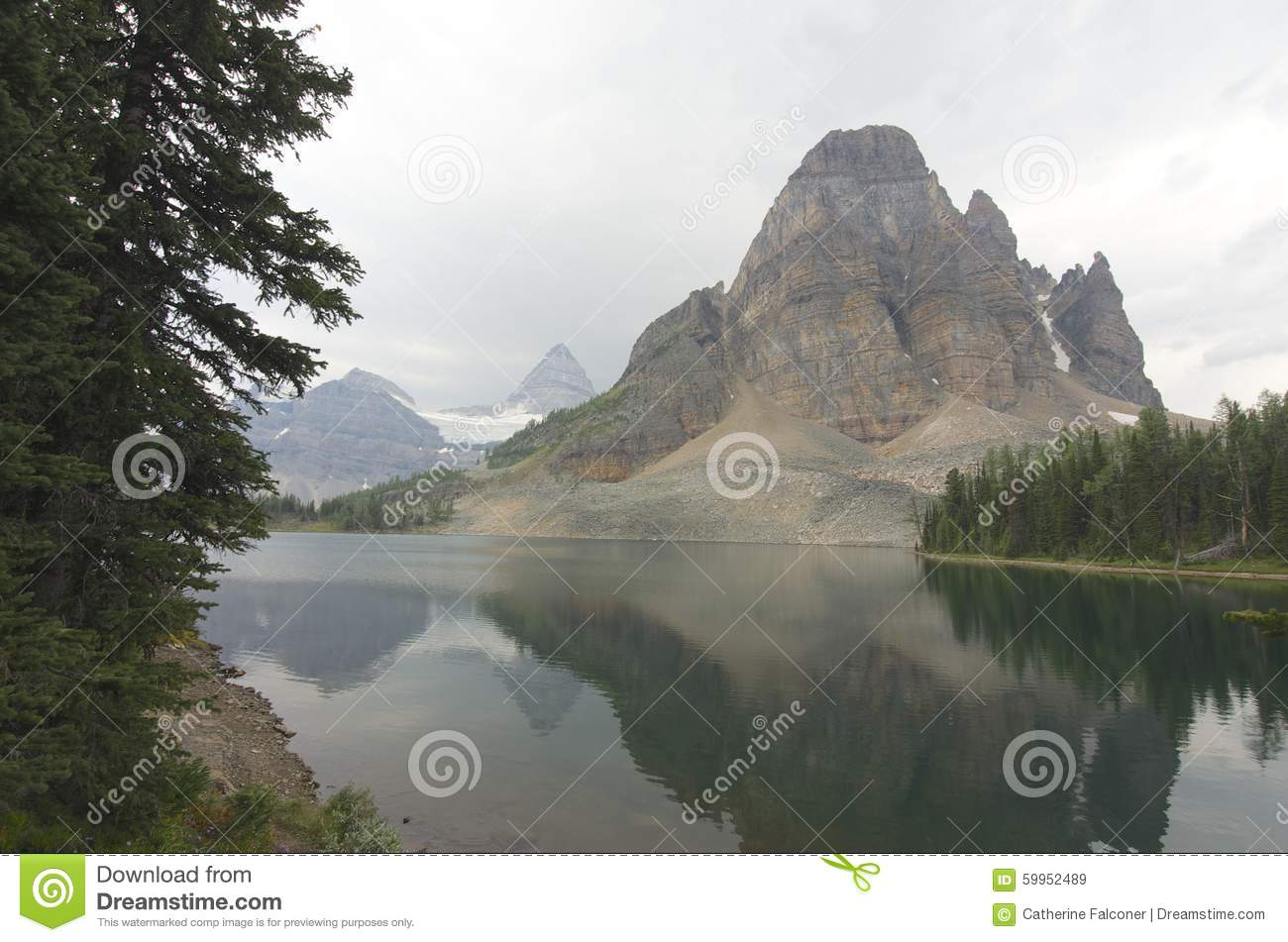Assiniboine Mountain clipart #11, Download drawings