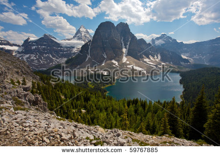 Assiniboine Mountain clipart #4, Download drawings
