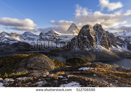 Assiniboine Mountain clipart #2, Download drawings