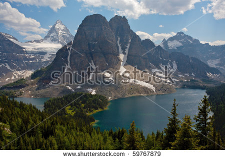 Assiniboine Mountain clipart #17, Download drawings