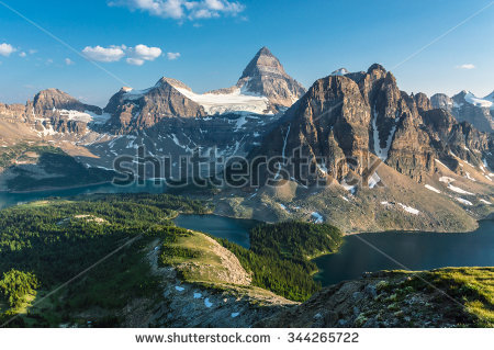 Assiniboine Mountain clipart #13, Download drawings