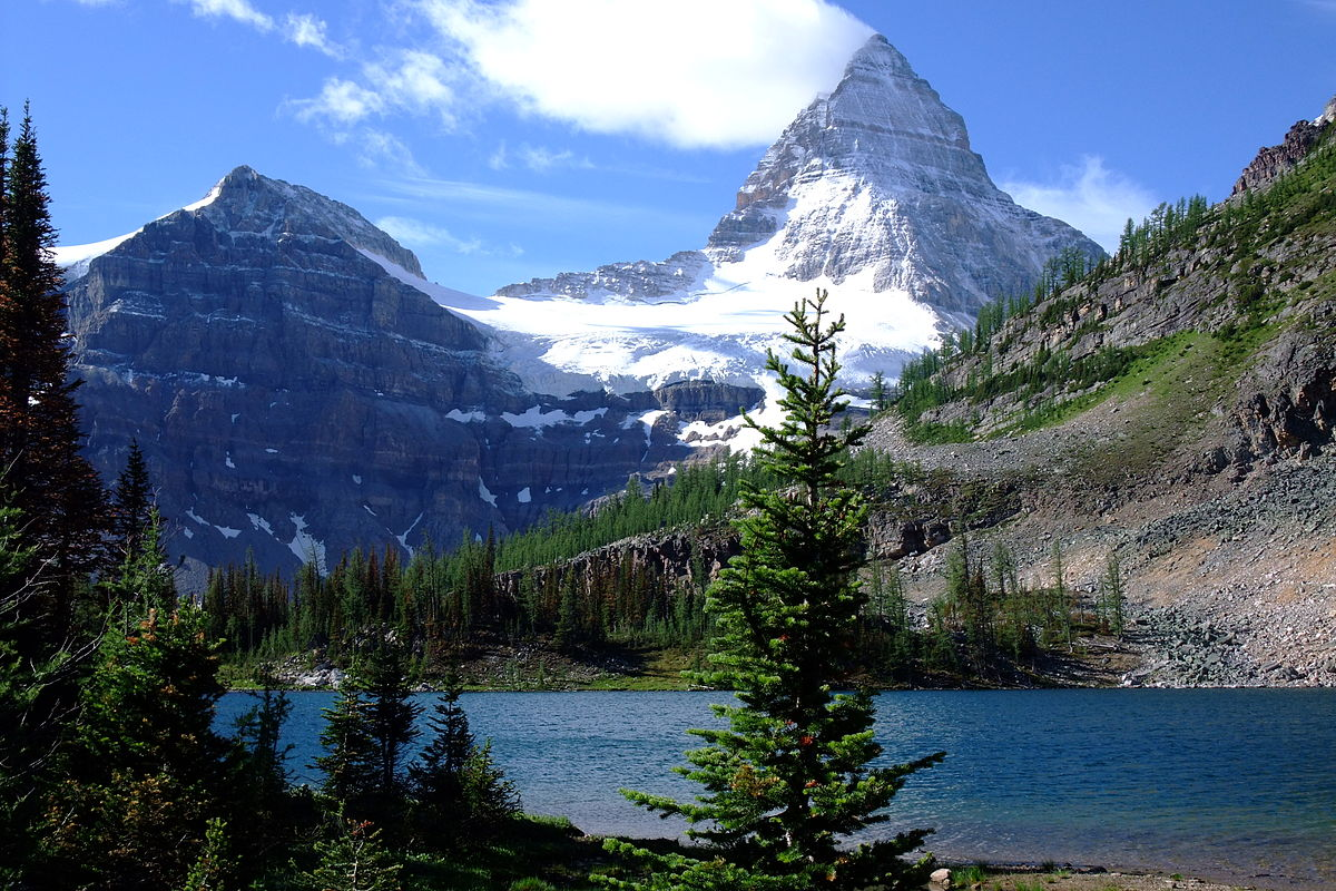 Assiniboine Mountain svg #17, Download drawings