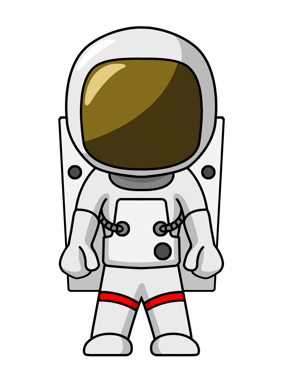 Astronaut clipart #14, Download drawings