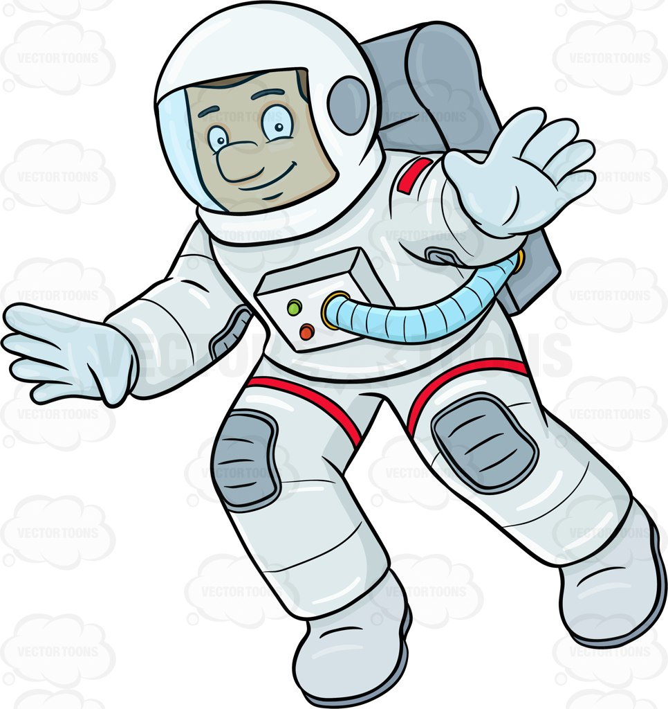 Astronaut clipart #4, Download drawings