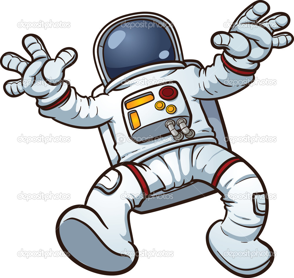 Astronaut clipart #9, Download drawings