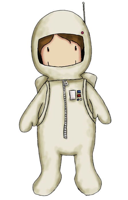Astronaut clipart #3, Download drawings