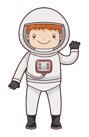 Astronaut clipart #1, Download drawings