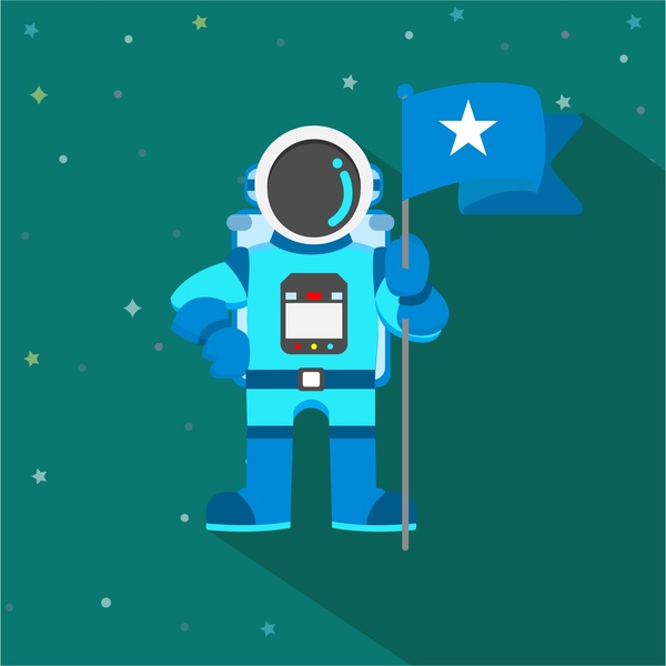 Astronaut svg #10, Download drawings
