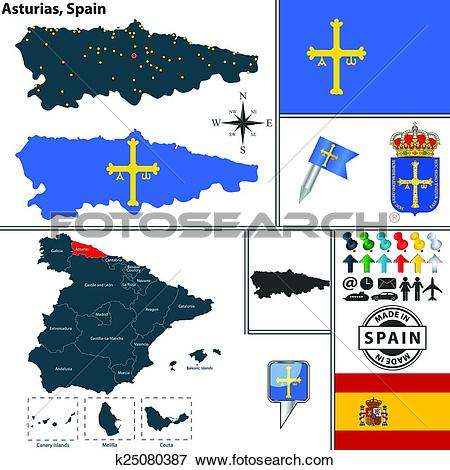 Asturias clipart #13, Download drawings