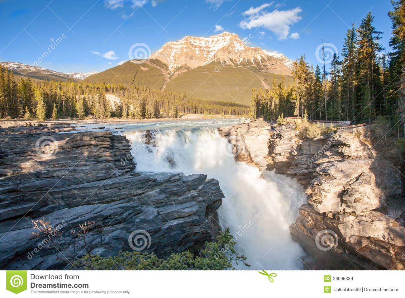 Athabasca Falls clipart #19, Download drawings