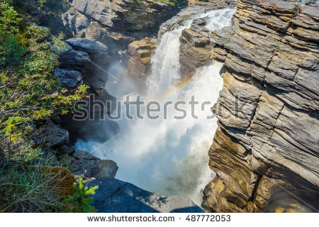 Athabasca Falls clipart #10, Download drawings